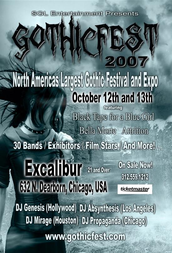 Gothicfest 2007